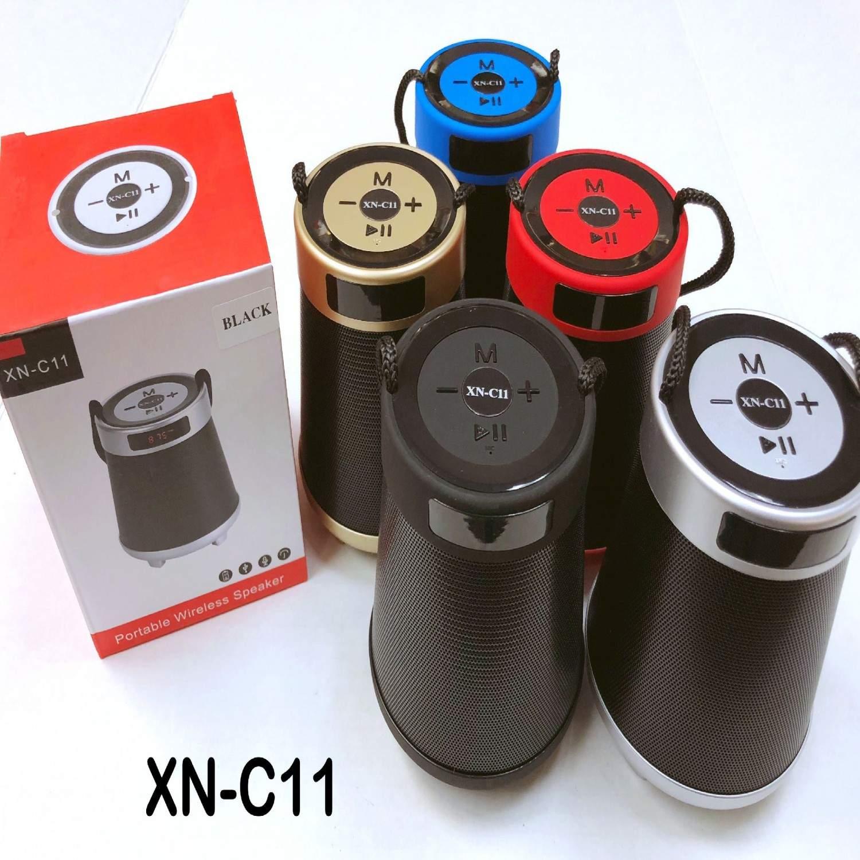 XN-C11 Kablosuz Hoparlör Bluetooth USB-TF Card-Radyo Destekli