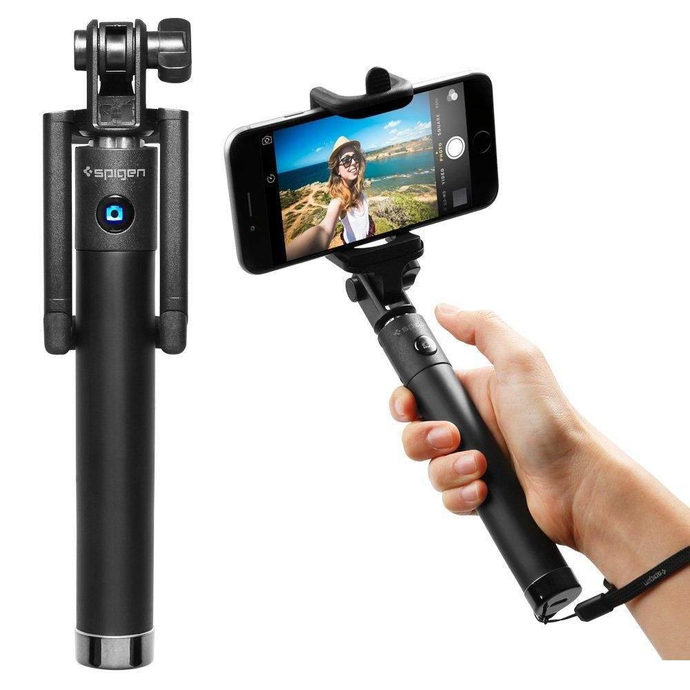 İphone 6-6s-7-7 Plus-8-8 Plus-X-Xr-Xs Max Uyumlu Selfie Çubuğu