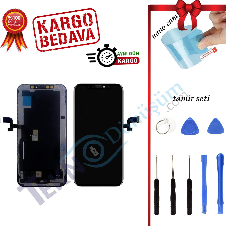 IPHONE XS LCD DOKUNMATİK EKRAN
