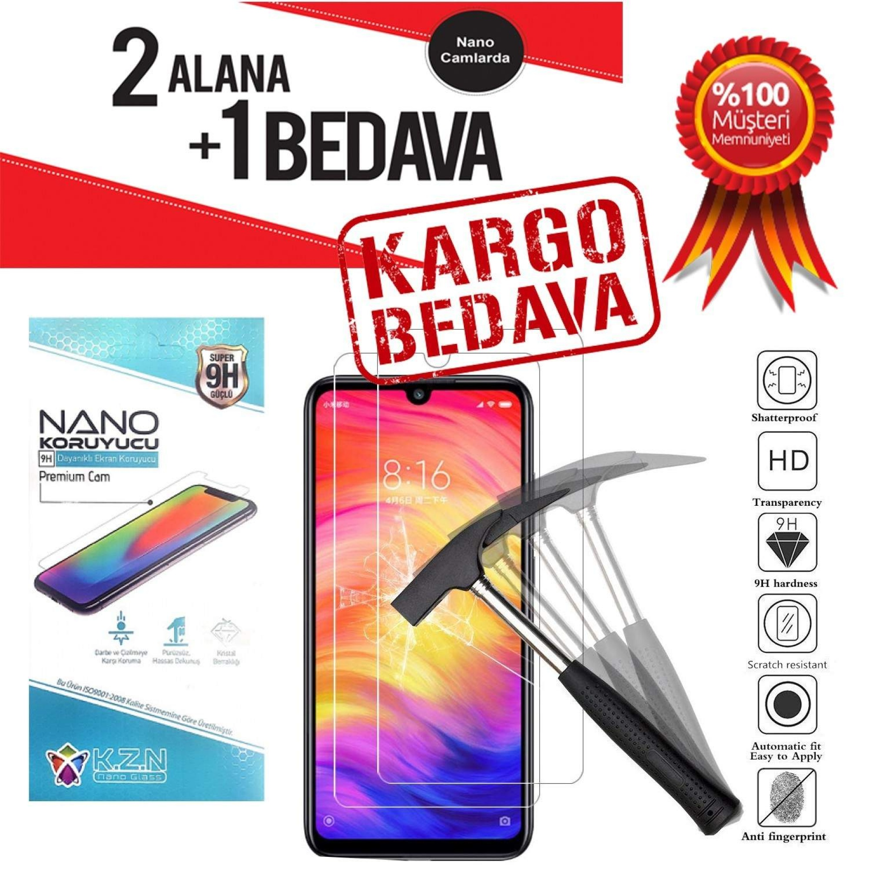 Huawei Nova 4E Nano Cam Kırılmaz Cam Ekran Koruyucu 9H