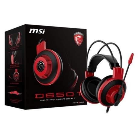 MSI DS501 GAMING HEADSET OYUNCU KULAKLIĞI