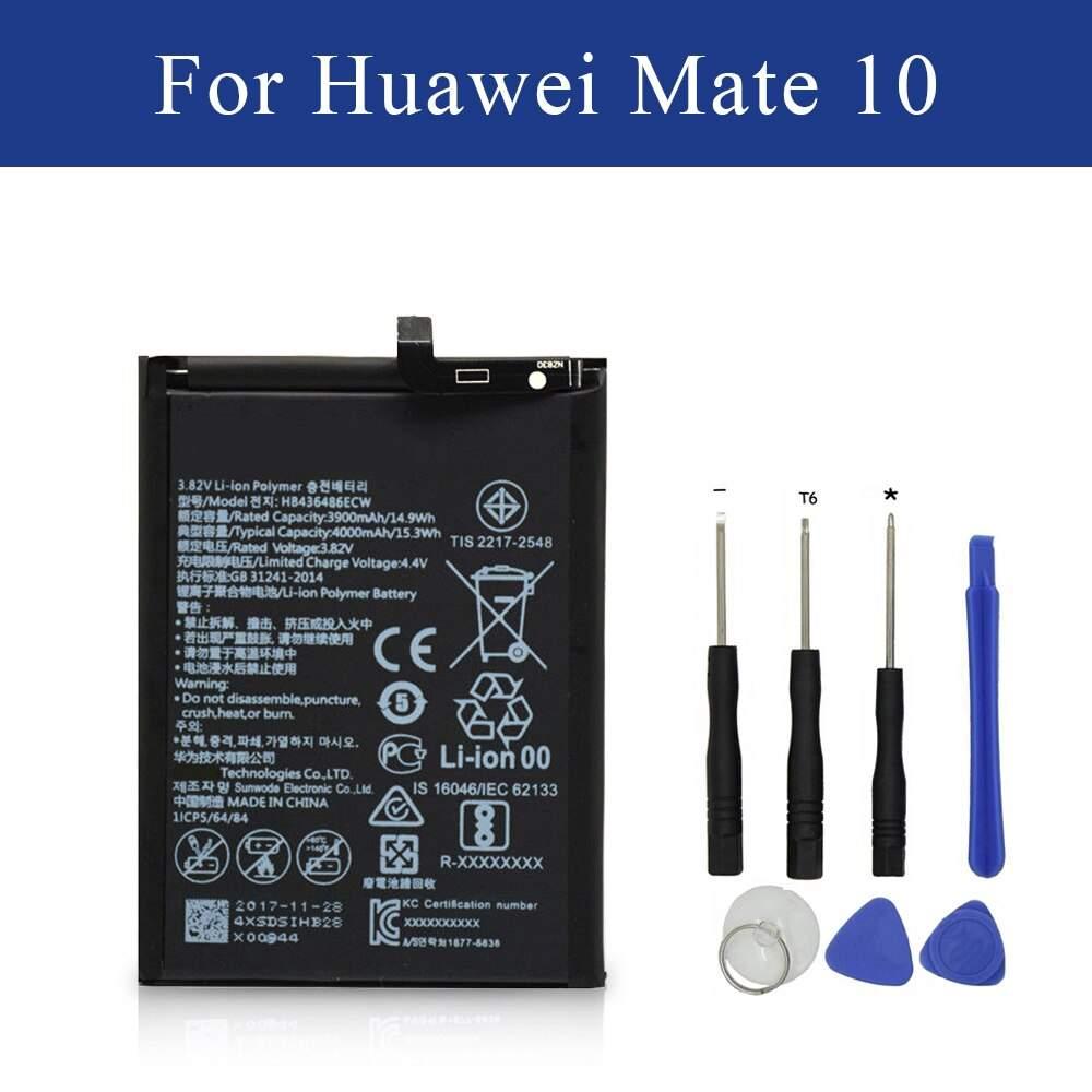 Huawei Mate 10 HB436486ECW Orjinal Batarya Pil