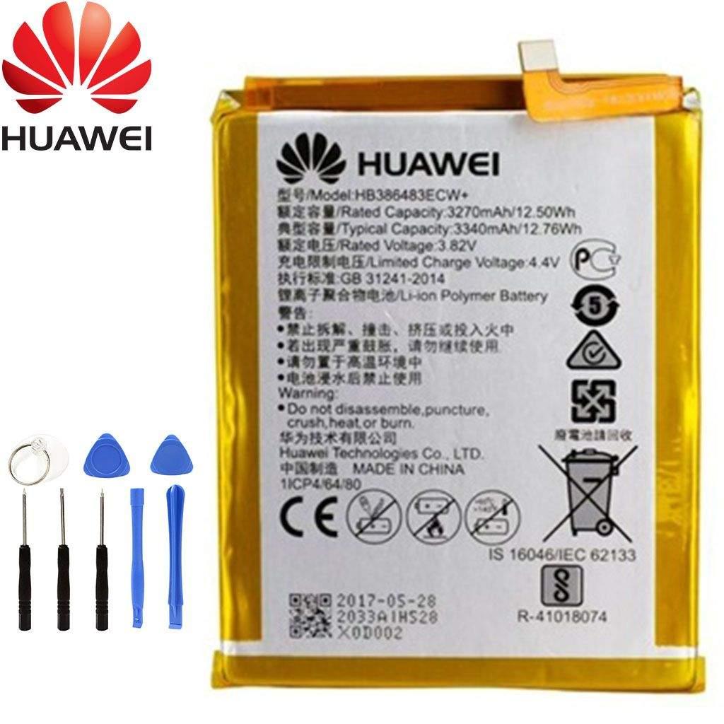 Huawei GR5 2017 HB386483ECW+ Orjinal Batarya Pil