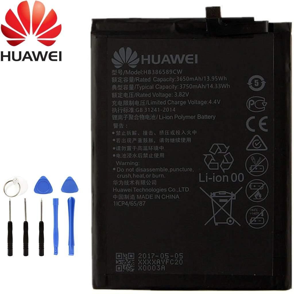 Huawei Mate 20 Lite HB386589ECW Orjinal Batarya Pil