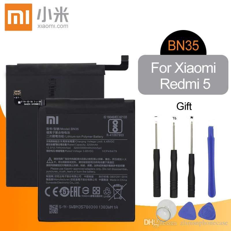 Xiaomi Redmi 5 BN35 Orjinal Batarya Pil