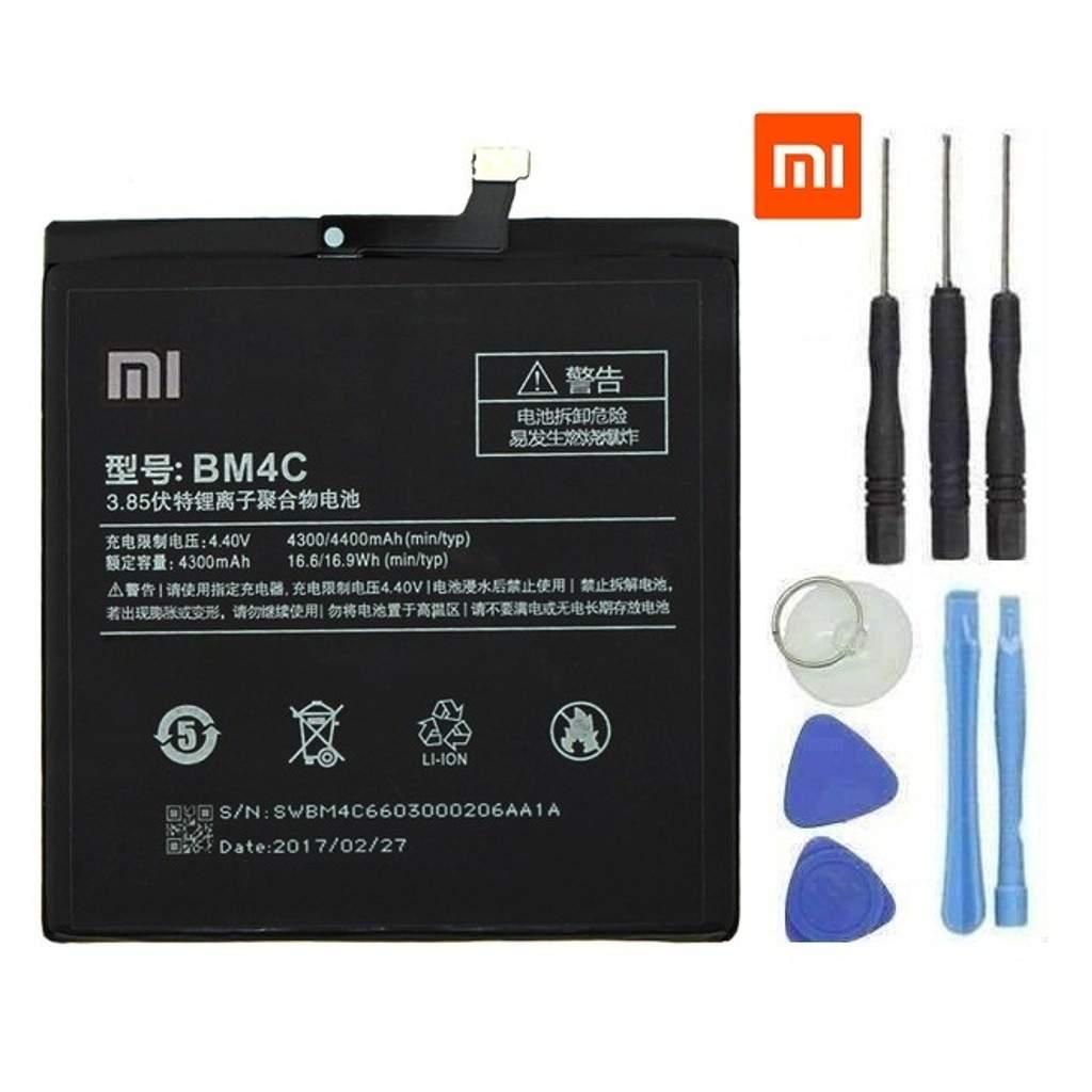 Xiaomi Mi Mix BM4C Orjinal Batarya Pil
