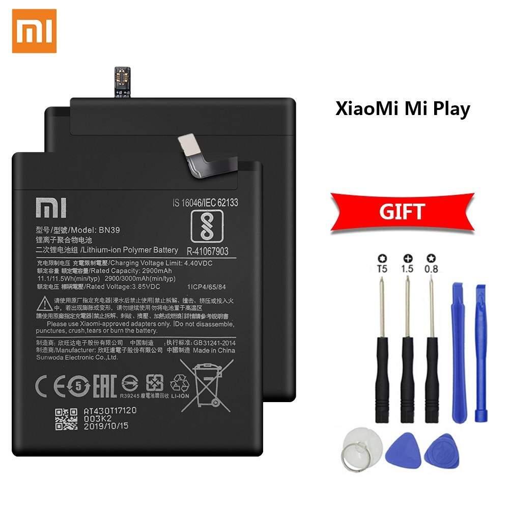 Xiaomi Mi Play BN39 Orjinal Batarya Pil