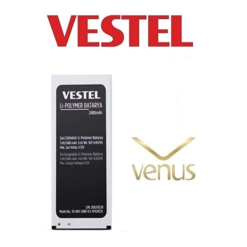 Vestel Venüs V3 5570 Orjinal Batarya Pil