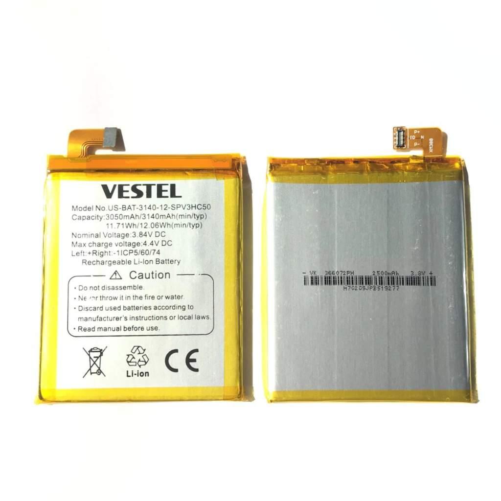 Vestel Venüs V3 5020 Orjinal Batarya Pil