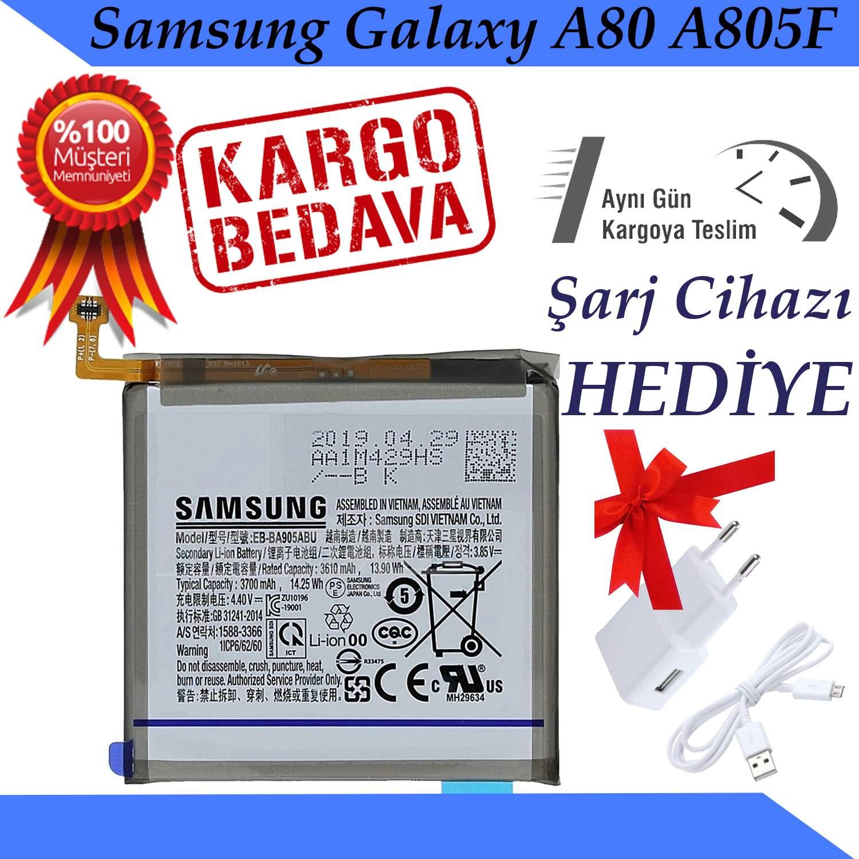 Samsung Galaxy A80 A805F Orjinal Batarya Pil