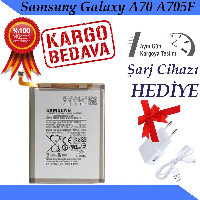 Samsung Galaxy A70 A705F Orjinal Batarya Pil +Tamir Seti