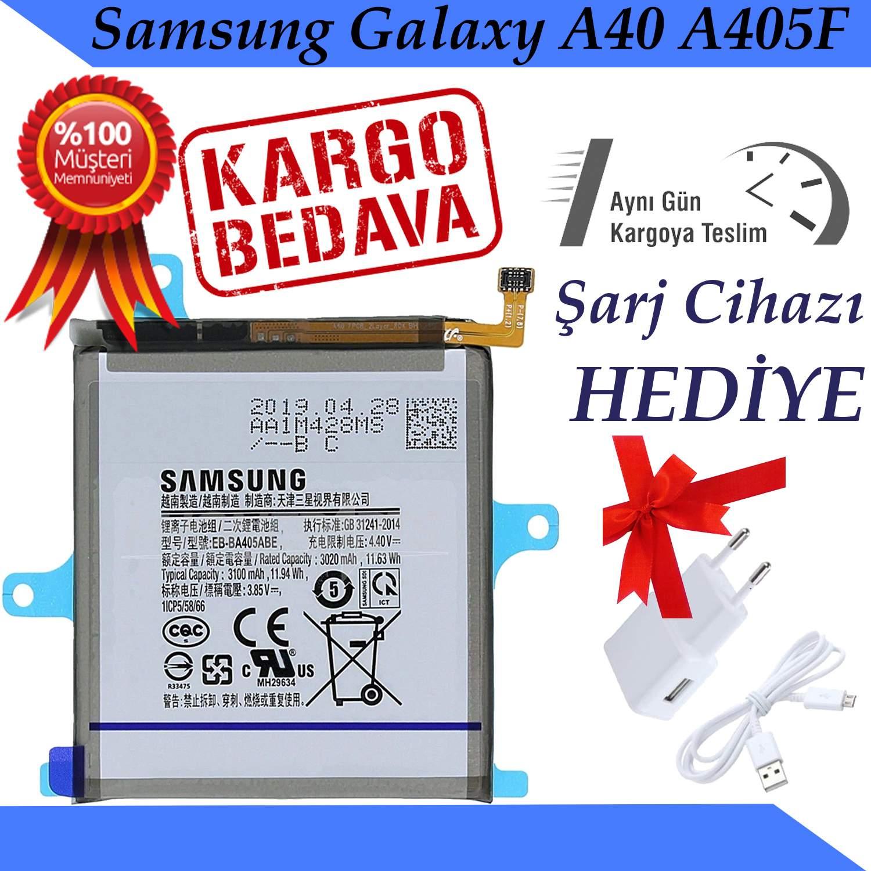 Samsung Galaxy A40 A405F Orjinal Batarya Pil