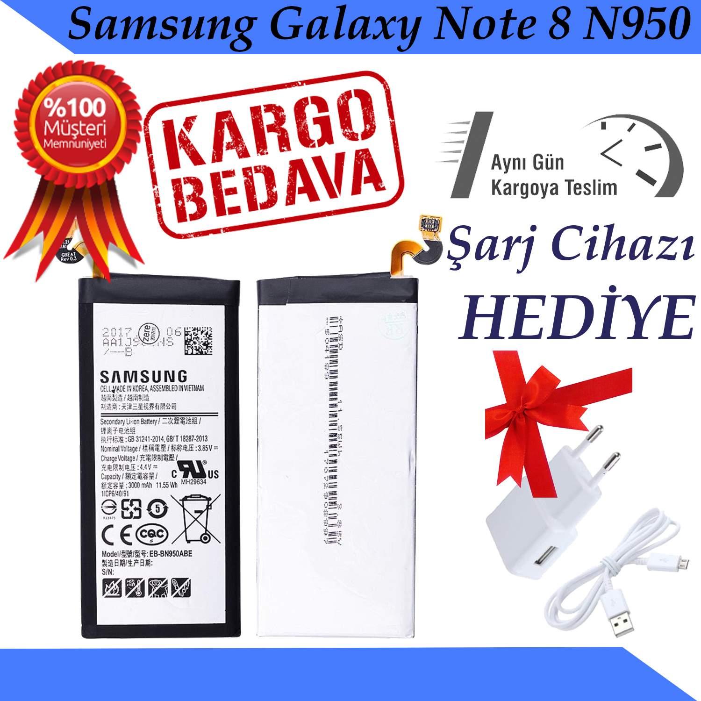 Samsung Galaxy Note 8 N950 Orjinal Batarya Pil