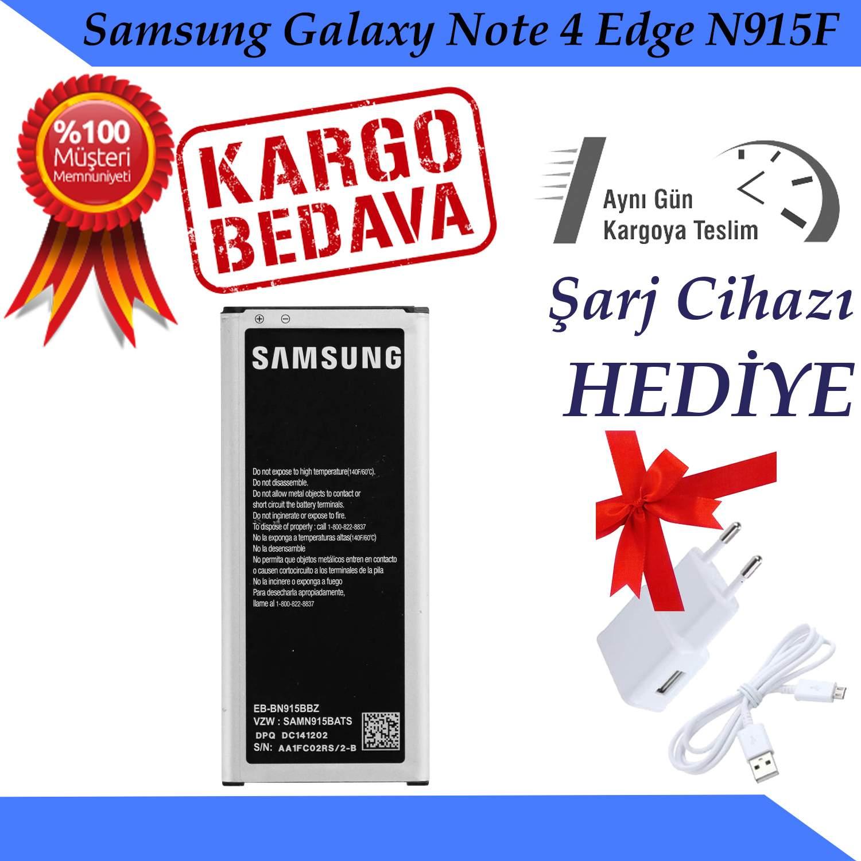 Samsung Galaxy Note 4 Edge N915F Orjinal Batarya Pil