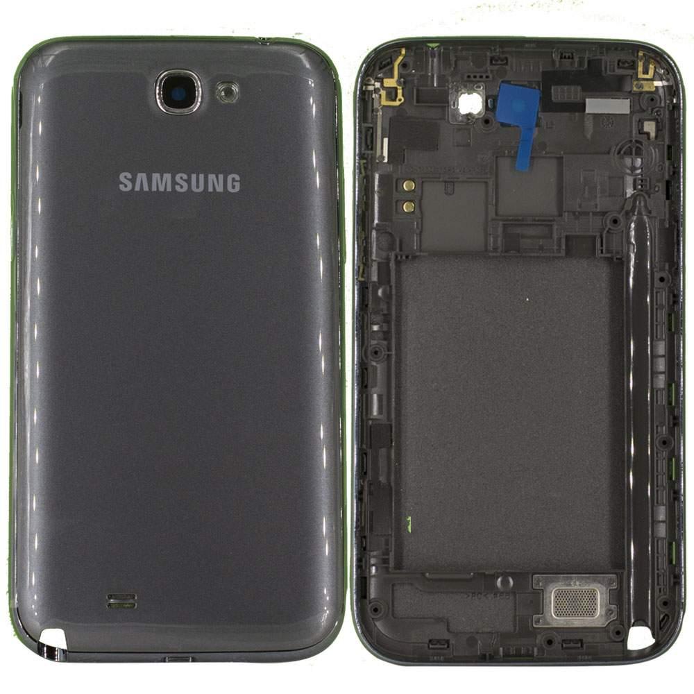 Samsung Galaxy Note 2 N7100 Full Kasa Kapak Tamir Seti