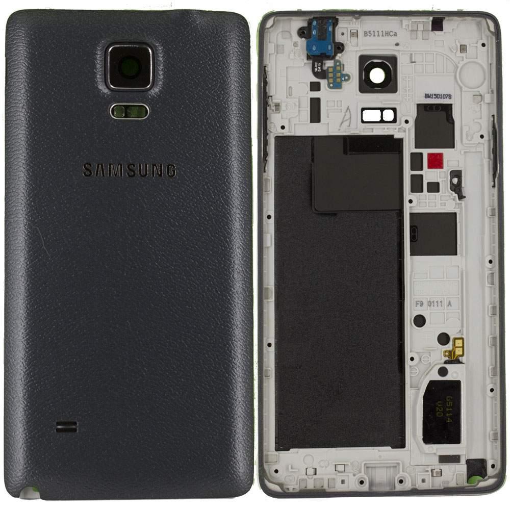 Samsung Galaxy Note 4 N910F Full Kasa Kapak Tamir Seti