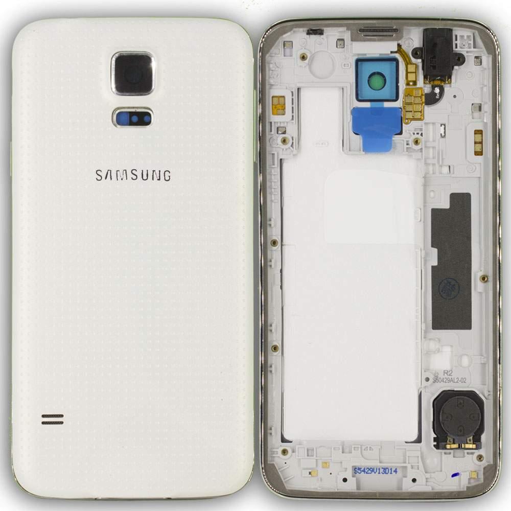 Samsung Galaxy S5 G900F Full Kasa Kapak Tamir Seti