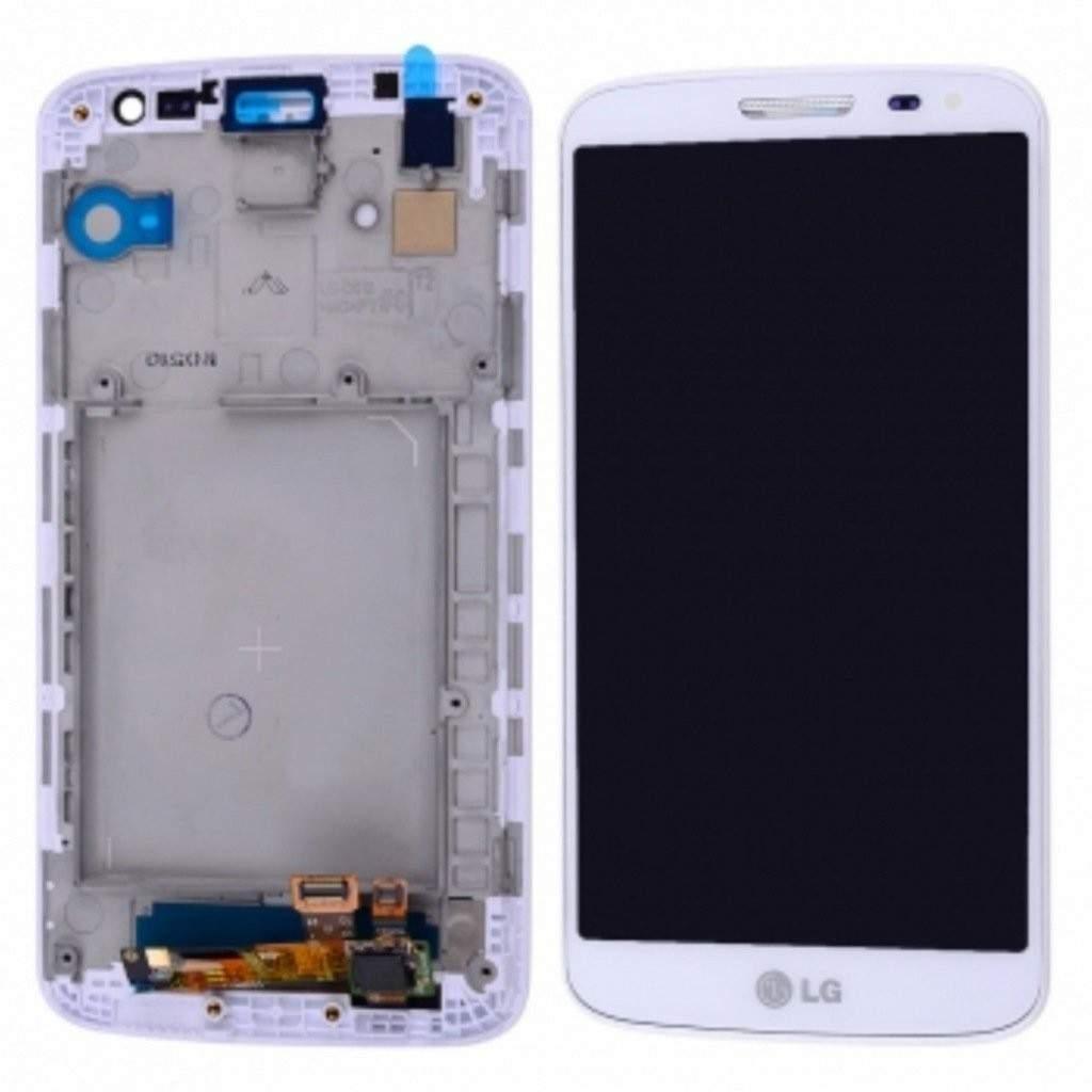 LG G2 MİNİ D610 LCD EKRAN DOKUNMATİK FULL ÇITALI