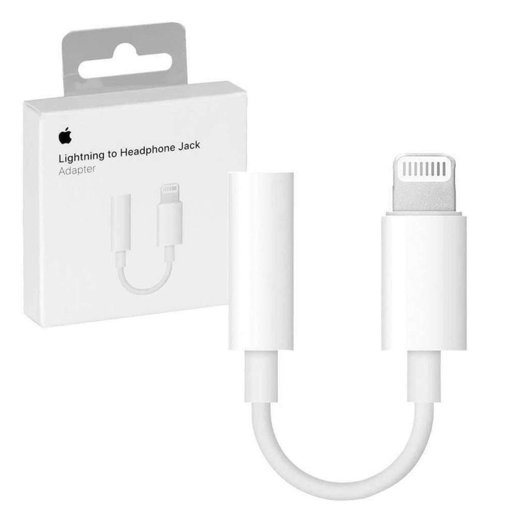 iPhone 7-8-7 Plus-8 Plus-X-XR-XS MAX Kulaklık Çevirici Lightning Aux Dönüştürücü