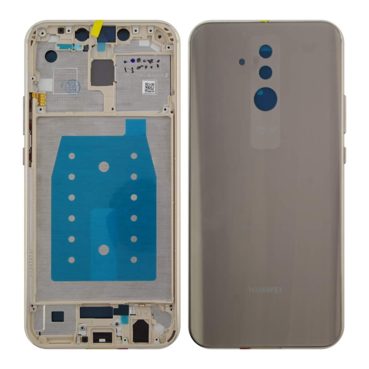 Huawei Mate 20 Lite Full Kasa Kapak Tamir Seti