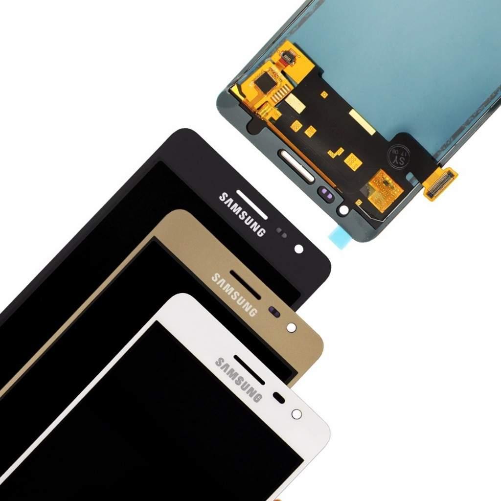 SAMSUNG J3 PRO (J3110) LCD DOKUNMATİK EKRAN ORJİNAL REVİZE