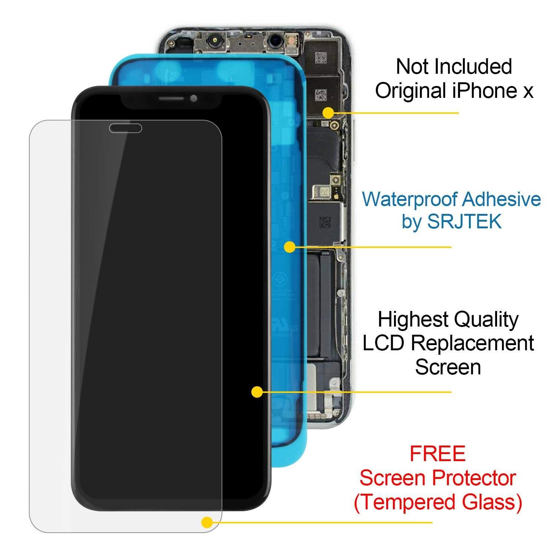IPHONE X LCD DOKUNMATİK EKRAN