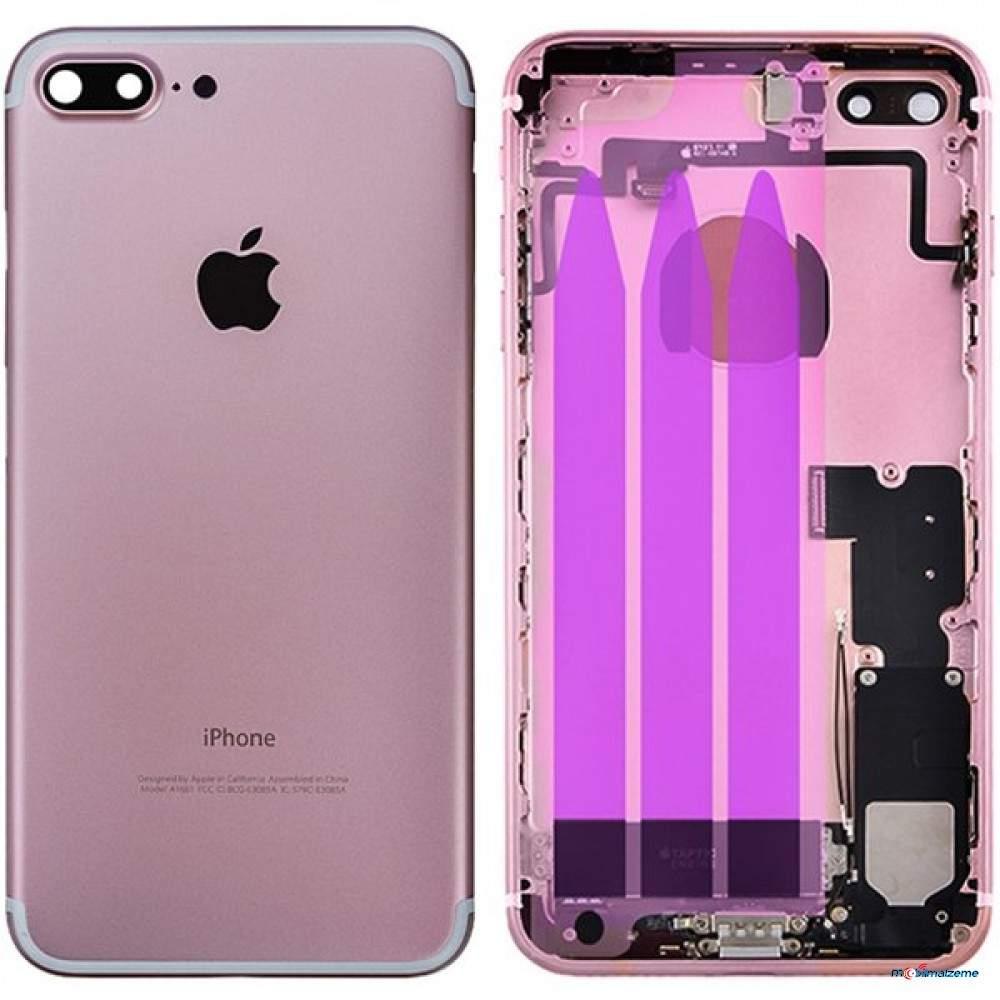 Apple Iphone 7 Plus Full Dolu Kasa Kapak Tamir Seti